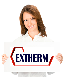 logo extherm heizkabel