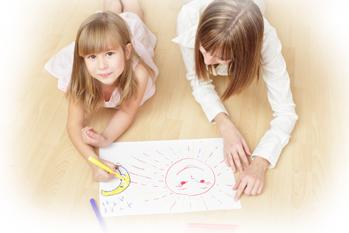 fußbodenheizung mit laminat in kinderzimmer