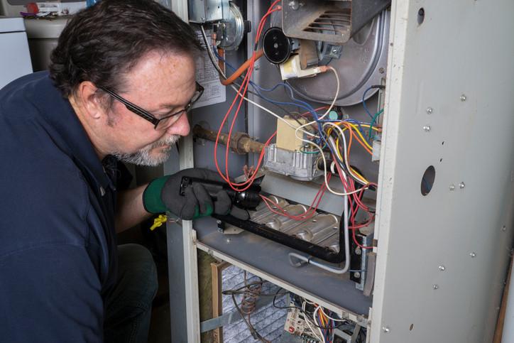 Professional HVAC, Furnace And Heat Pump Installation