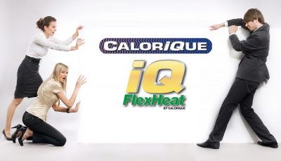 Calorique_infrarot heizfolie