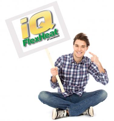 logo calorique elektrische fußbodenheizung