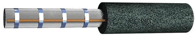 Selbstregulierendes heizkabel als Rohrbegleitheizung Frostschutz