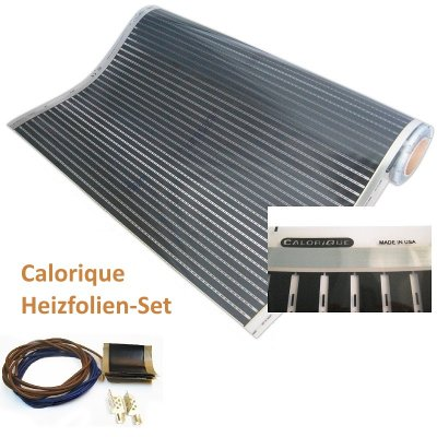 INFRARED HEATING FOIL CALORIQUE